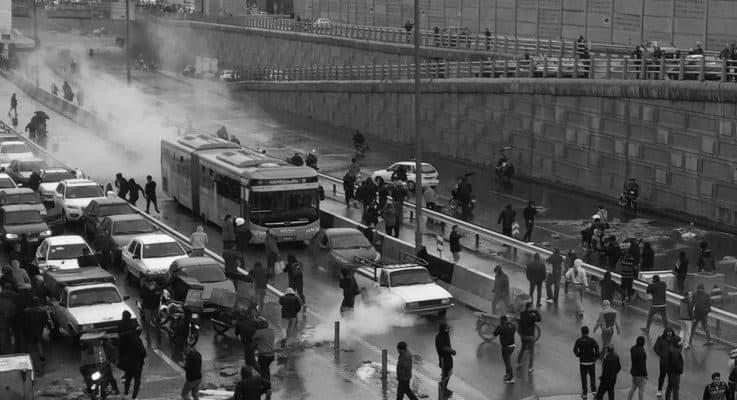 Af Örgütü: İran'daki protestolarda ölü sayısı tahminen 106
